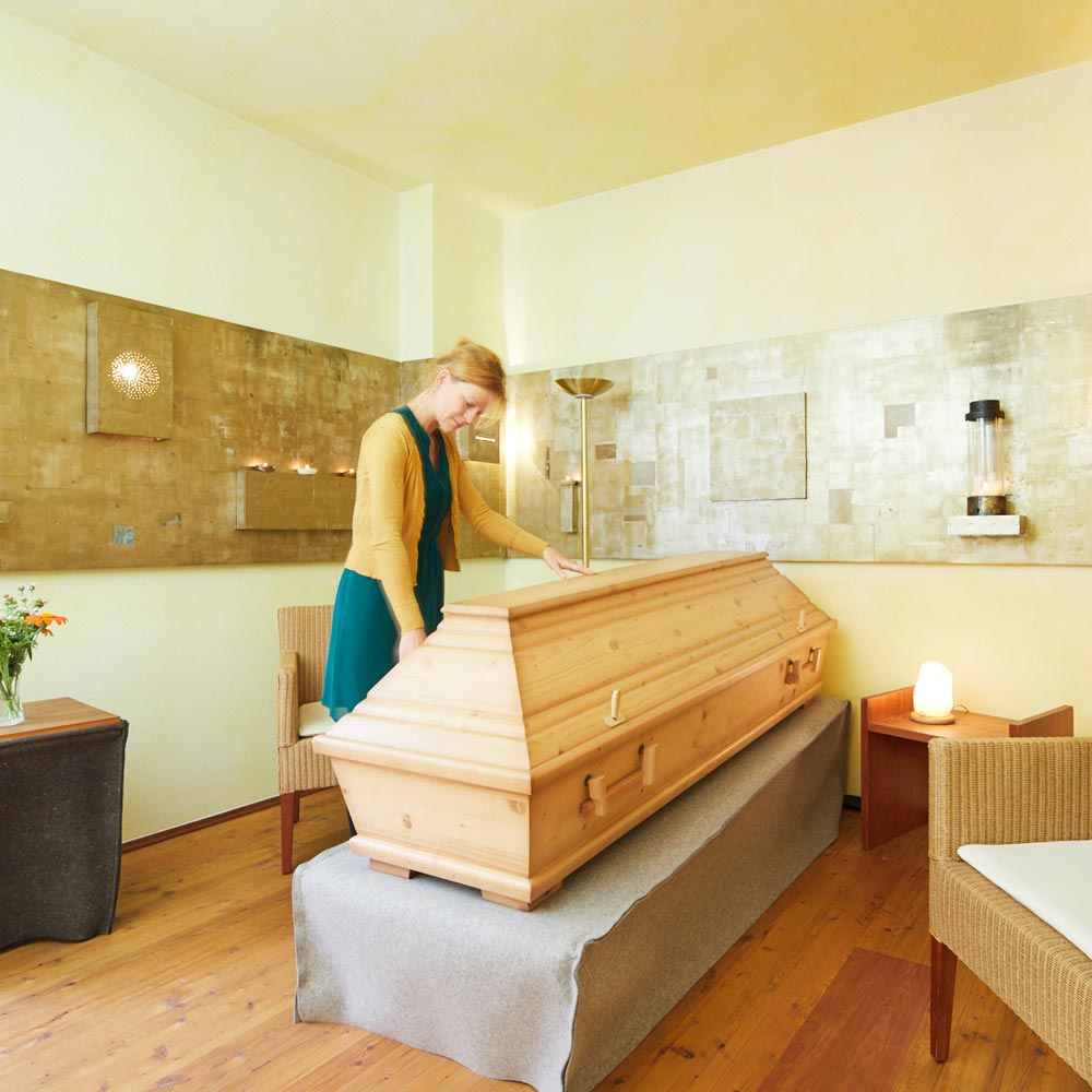 Horizonte Haid Bestattungen Freiburg – Räume 4